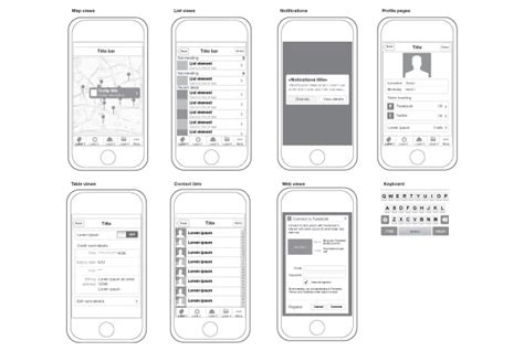 illustrator pattern outline adobe illustrator toolbox for web and mobile app designers
