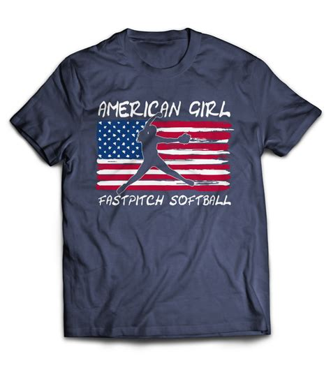 Kaos Nope Not Today american girl fastpitch softball adrenaline apparel