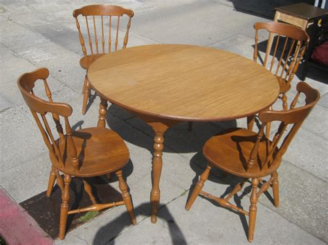 furniture kitchen tables uhuru furniture collectibles sold kitchen table 2