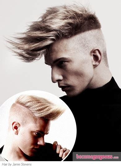 mens short hairstyles list haircuts for men