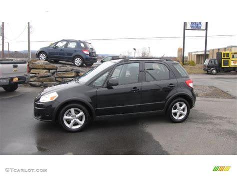 2009 Suzuki Sx4 Tire Size 2009 Suzuki Sx4 Black 200 Interior And Exterior Images