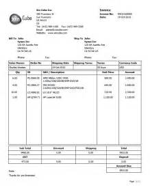 quotation invoice template quotation template invoice template sle invoice