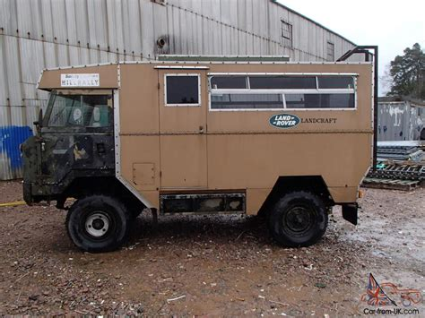 land rover forward control for sale land rover 101 forward control