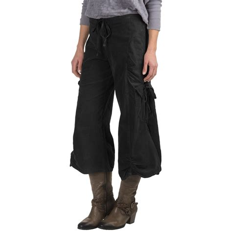 Sports Doormats Wearables By Xcvi Silvia Gaucho Pants For Women Save 65