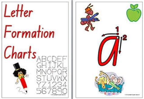 letter formation chart foundation handwriting letter formation charts qld print