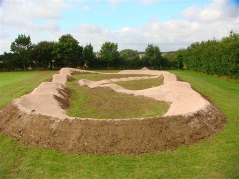 Bmx Rack by Dt Leisure Bmx Track Builders And Designers