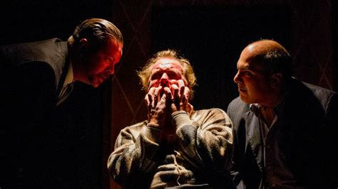 themes in birthday party by harold pinter new fortune theatre does pinter s disturbing birthday