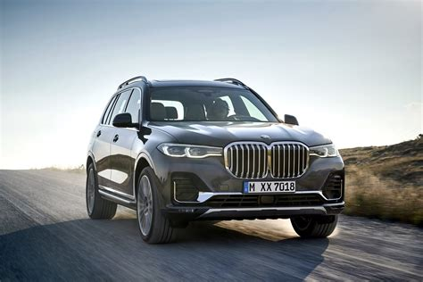 2019 bmw x7 top speed