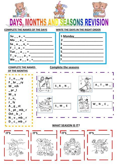 worksheet seasons worksheet grass fedjp worksheet study site