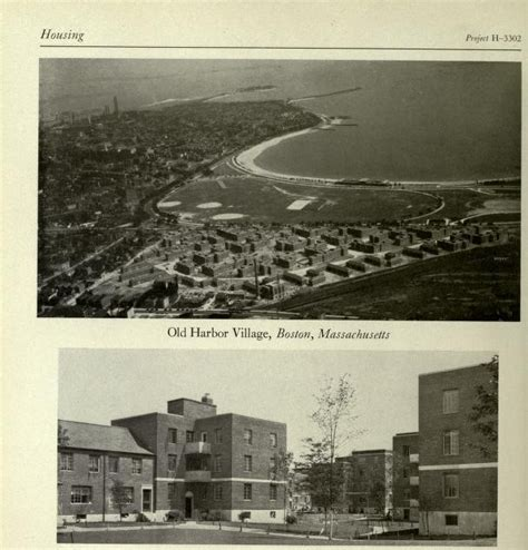 old harbor housing project mary ellen mccormack housing development boston ma living new deal
