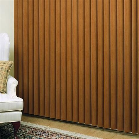 Faux Wood Vertical Blinds For Patio Doors Faux Wood Vertical Blinds To Match Hardwood Floors Blinds Products Doors And Sliding Doors