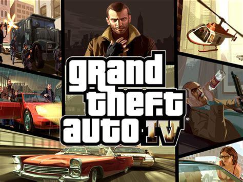 Grand Theft Auto grand theft auto gta iv