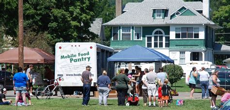 Southern Tier Mobile Food Pantry by The Bridge Of The Penn York Valley Churches
