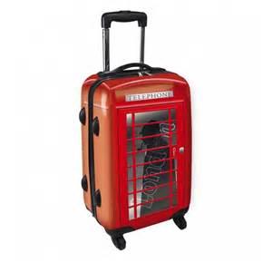 grande valise de 50 cm au design d une cabine t 233 l 233 phonique