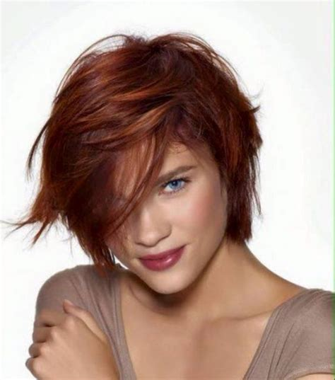 hair color and cut for woman 57 yrs old 25 best ideas about short auburn hair on pinterest