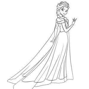queen elsa and princess anna coloring pages disney pixar frozen princess anna coloring pages disney