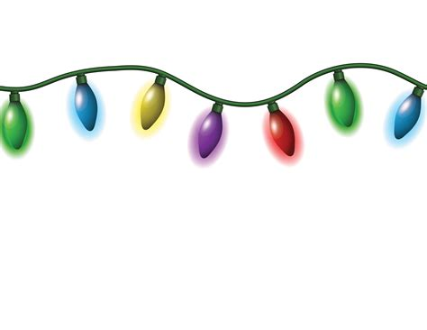 christmas lights clipart christmas decorating