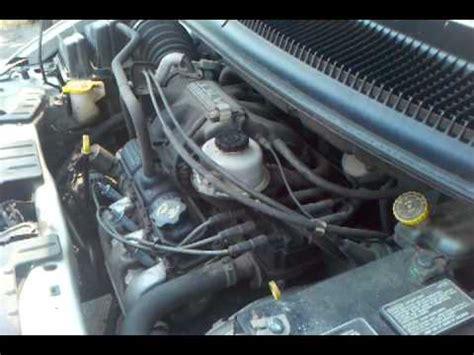 dodge grand caravan 2005 3 3 engine transmission samys used parts used car parts auto 2005 dodge caravan engine noise youtube