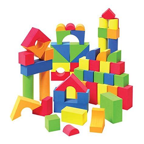 Building Blocks 83 Pcs liberty imports creative educational foam building