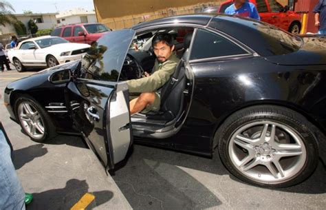 mayweather car collection 2015 manny pacquiao s car collection is almost as eclectic as