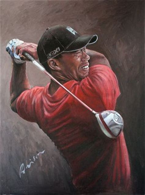 1000 Images About Portrait Paintings Of American Golfers