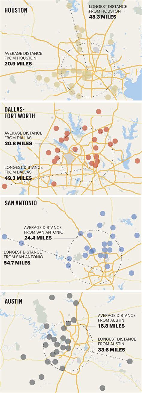 houston map comparison comparing houston wealthiest zip codes to dallas