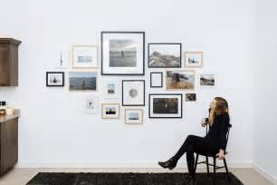 Wall Photo How To Give A Modern Look To Your Gallery Wall