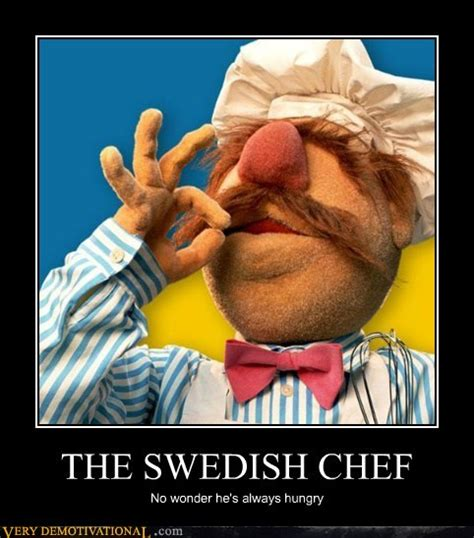 Swedish Chef Meme - speak of the devil n is for negotiation