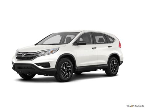 2016 Honda CR V   Kelley Blue Book