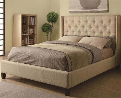 betty upholstered bed