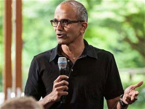Anupama Nadella Also Search For Microsoft Names India Born Satya Nadella As Next Ceo