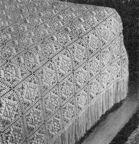 vintage afghan pattern vintage crochet blanket patterns crochet and knit