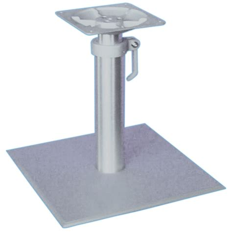 tracy international adjustable height table base