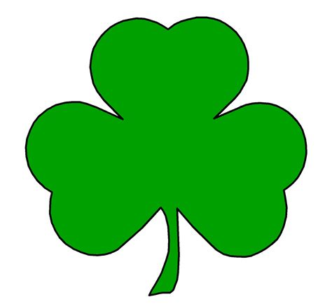 shamrock green shamrock clipart clipart suggest