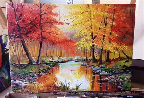 cuadros de paisaje pinturas al oleo paisaje cuadros sobre bastidor arte