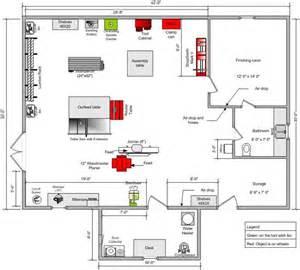 woodshop design layout recent kitchen renovation project inspires woodworking wood workshop plans pdf free download