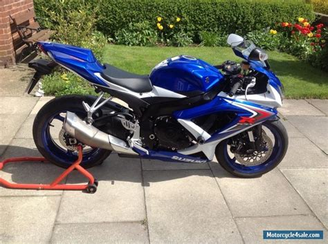 Used Suzuki Gsxr 750 Sale 2009 Suzuki Gsx R 750 K8 For Sale In United Kingdom