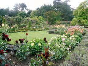 english country garden decorating style photograph english