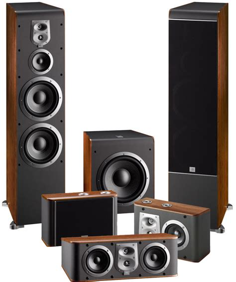Home Theater Glodok jb es series pakage 5 1 home theatre speaker systems