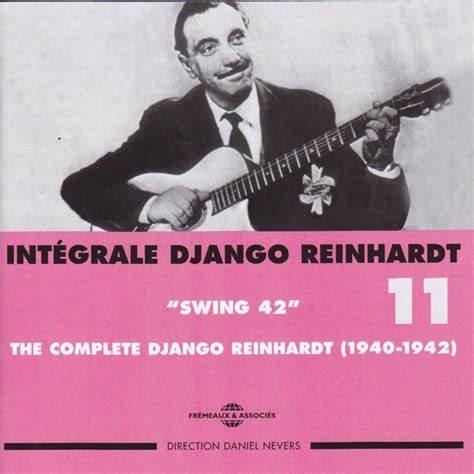 swing 42 django reinhardt int 233 grale django reinhardt volume 7 christmas swing