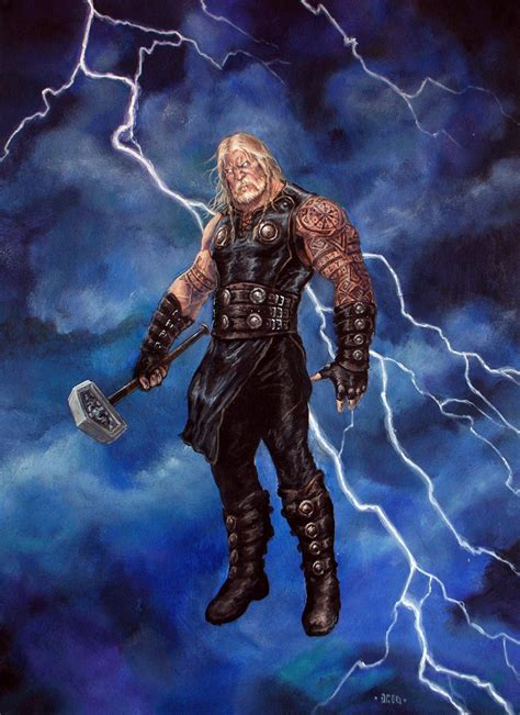 thor by nordheimer on deviantart