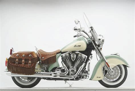 2011 Indian Chief Vintage Motorcycle Review Harley Baggers