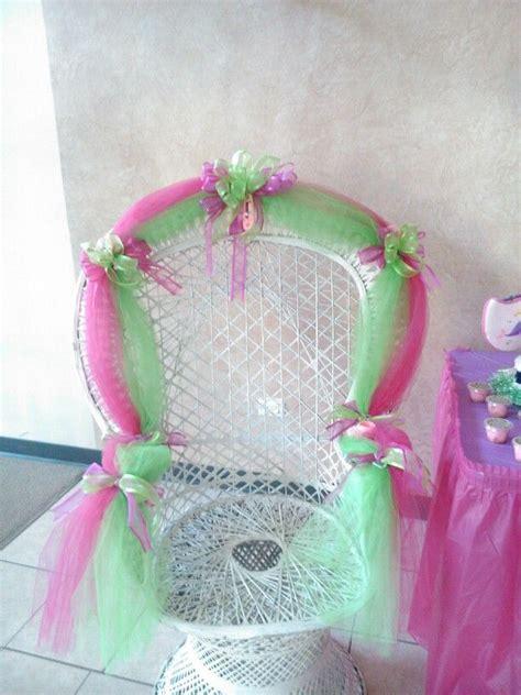 Sillas Para Baby Shower by Silla Para La Festejada Baby Shower