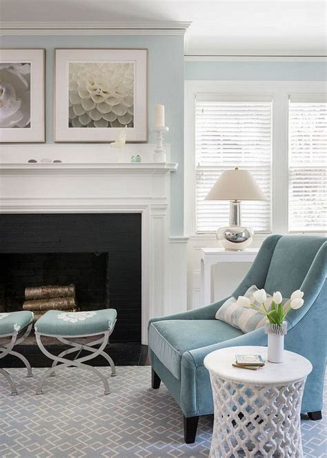 25 best ideas about light blue walls on