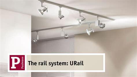 beleuchtung 12 volt urail the 230v rail system from paulmann