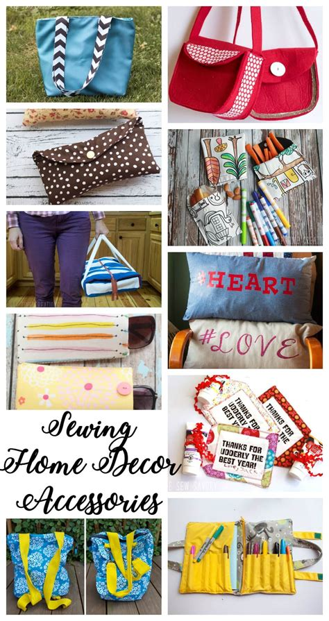Home Decor Sewing by Sewing Home Decor Accessories Sew Savory