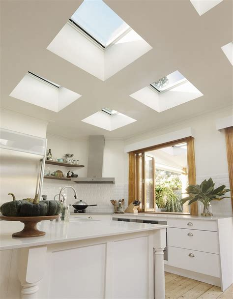 Velux Kitchen Skylights by 1000 Images About Daylight In Kitchens On
