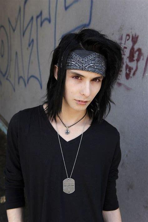 emo hairstyles for long hair boy emo boy long hair man long hair cabello largo