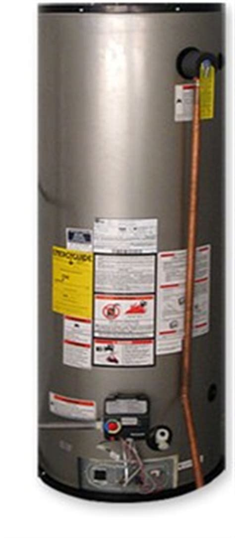 replacing and installing an energy smart 174 gas water heater