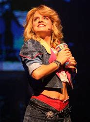 amy spanger tickets birdland nyc new york ny amy spanger exits broadway s rock of ages theatermania com